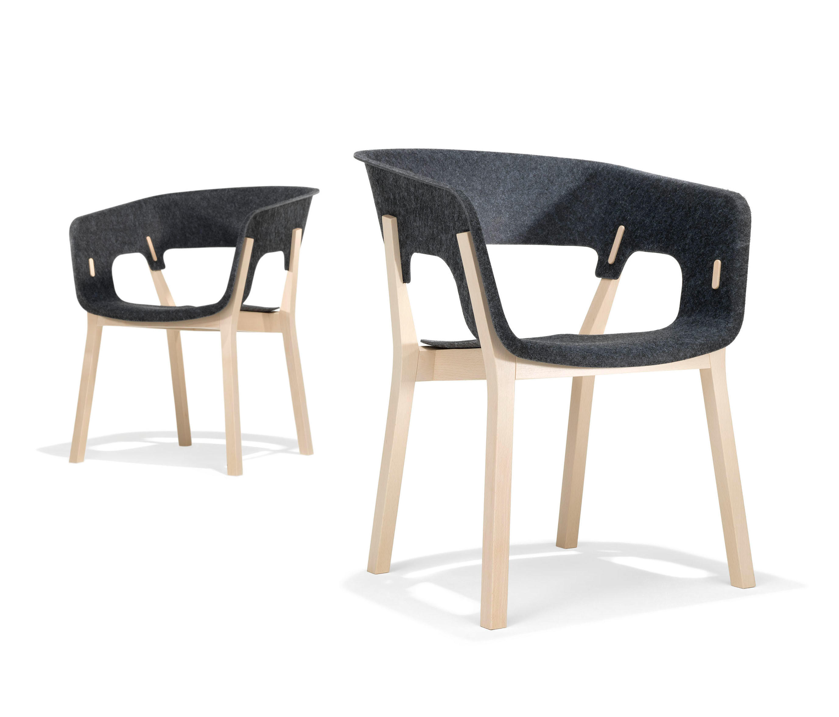 3002/4 NJORD - Visitors chairs / Side chairs from Kusch+Co | Architonic