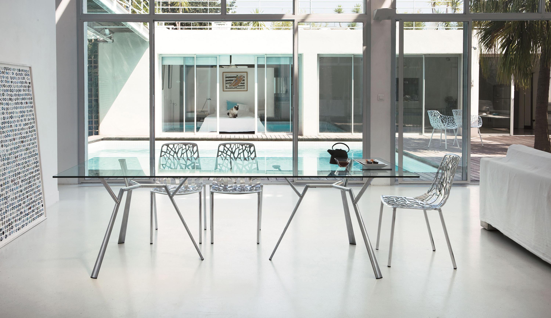 Radice Quadra Table Rectangular Dining Tables From Fast