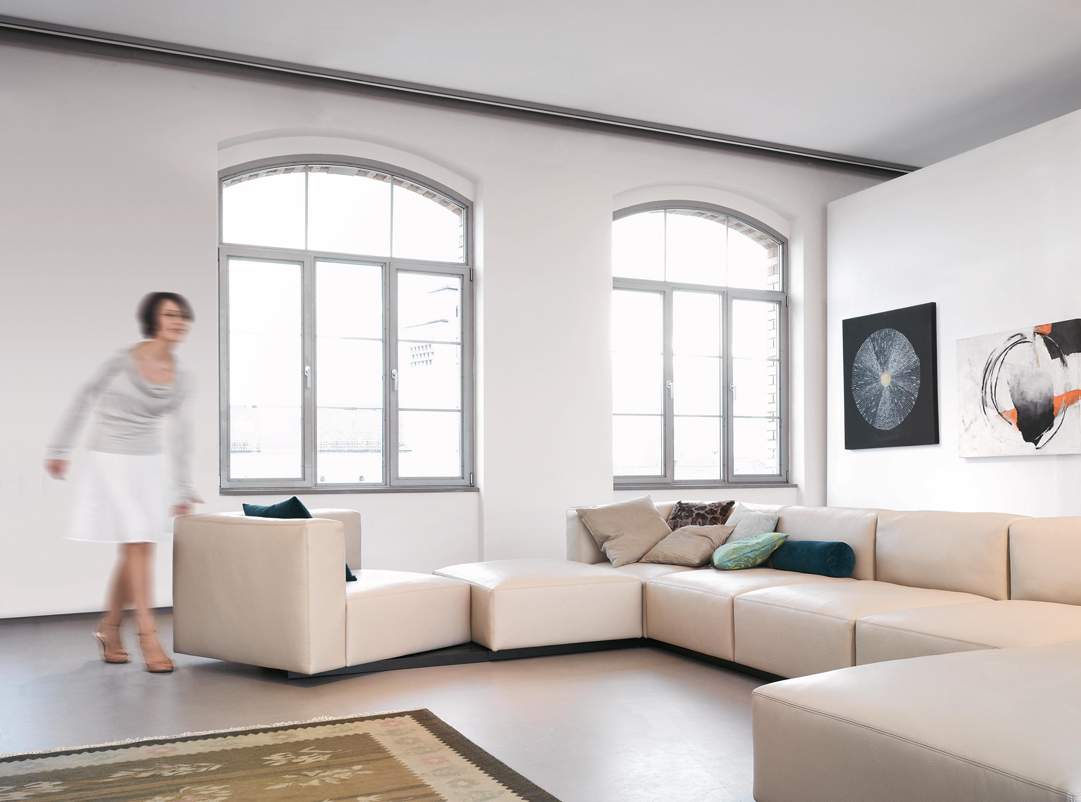 living landscape 730 modular seating systems from walter knoll architonic. Black Bedroom Furniture Sets. Home Design Ideas