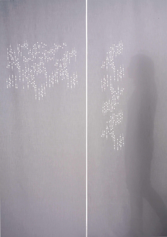Cloud Of Flowers Drapery Fabrics From Lily Latifi Architonic