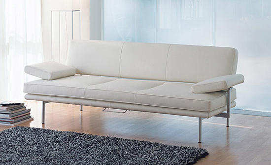 living platform 400 sofa loungesofas von walter knoll architonic. Black Bedroom Furniture Sets. Home Design Ideas