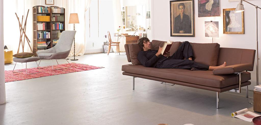 Living Platform 400 Sofa Lounge Sofas By Walter Knoll