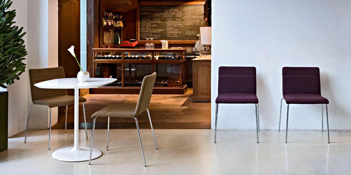 Casablanca chair chaises de restaurant de alma design for Conception cuisine casablanca