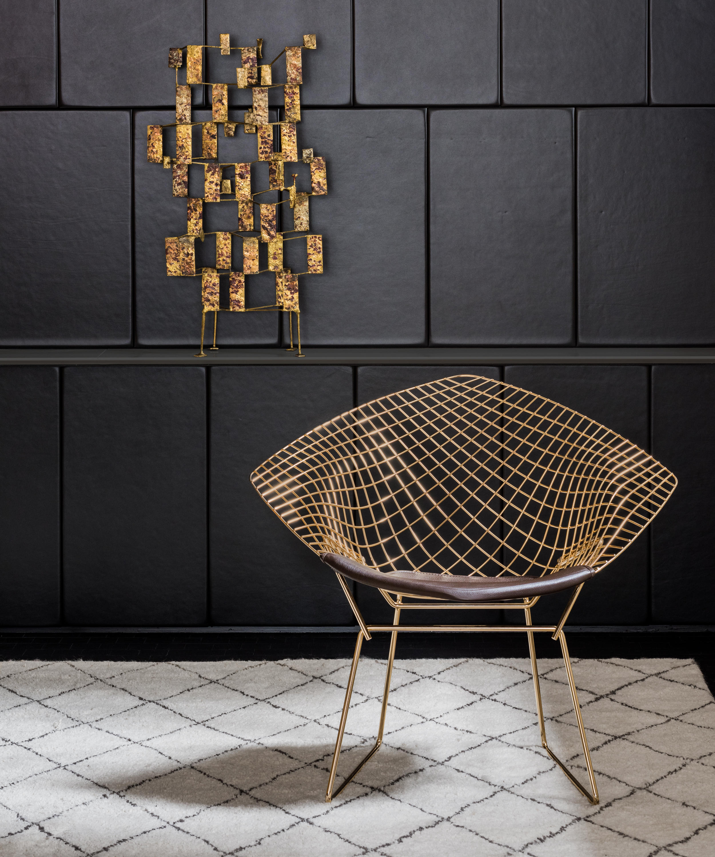 ambient images bertoia side chair