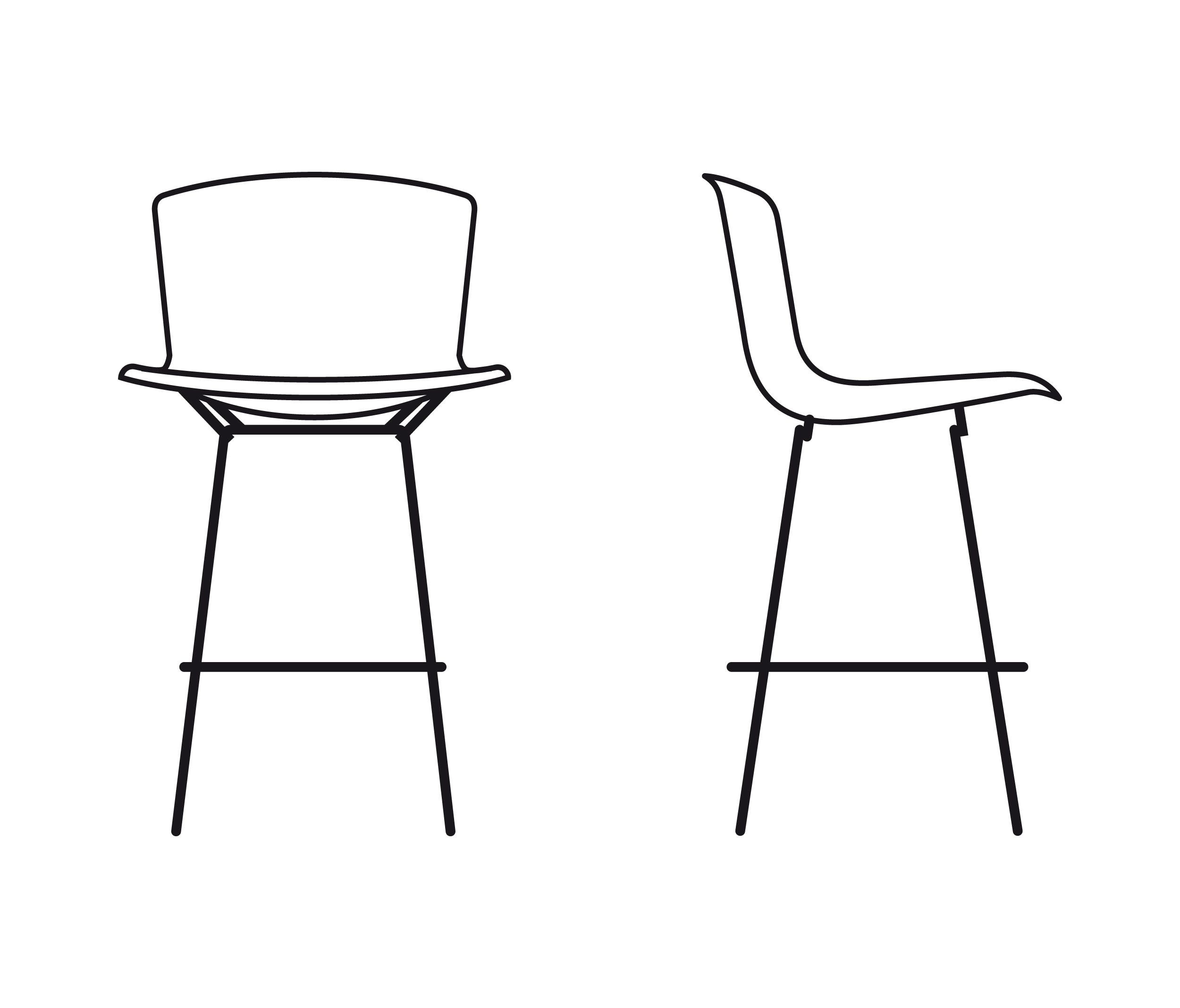 BERTOIA STUHL - Stühle von Knoll International | Architonic