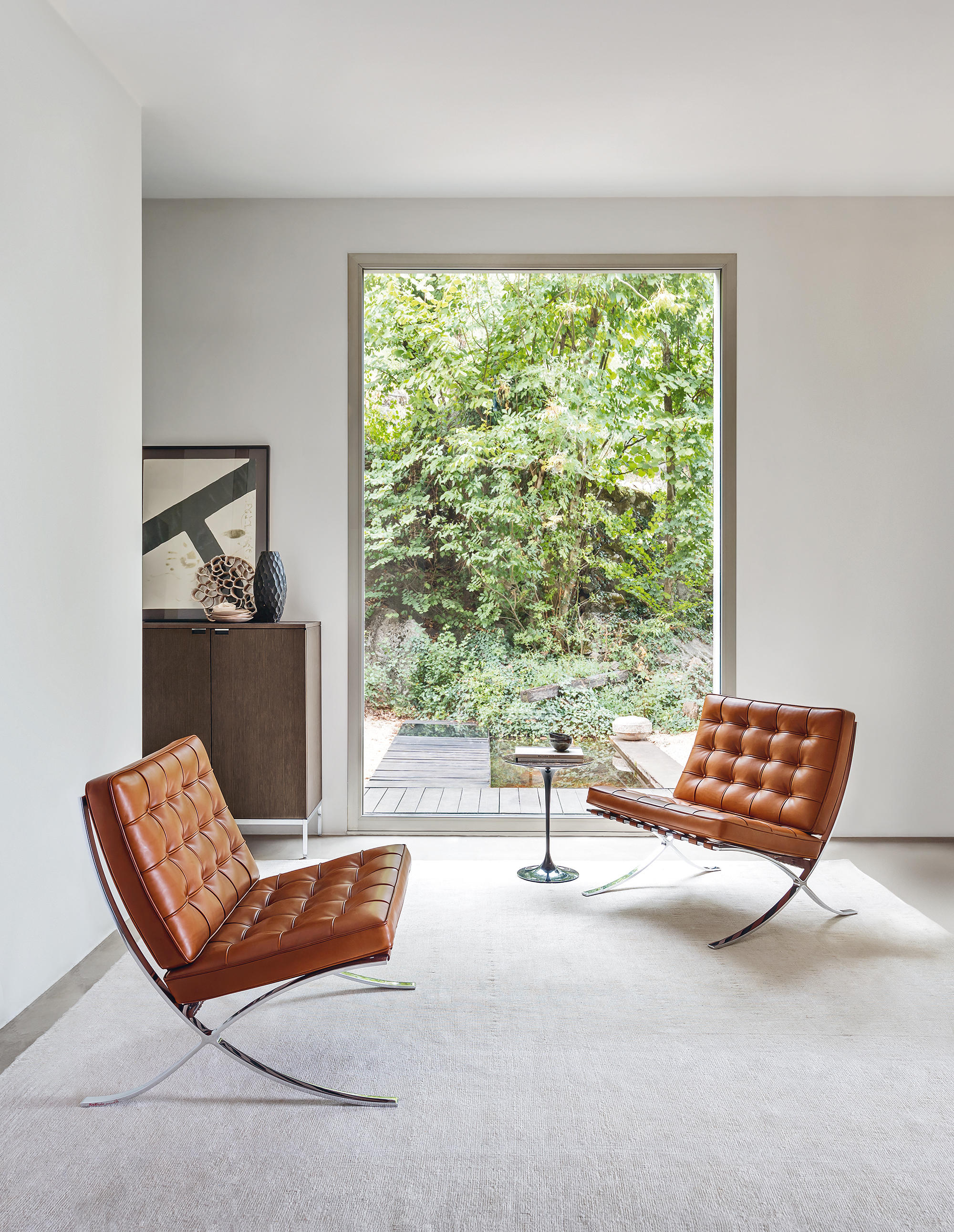 Barcelona Chair By Knoll International · Barcelona Chair By Knoll  International ...
