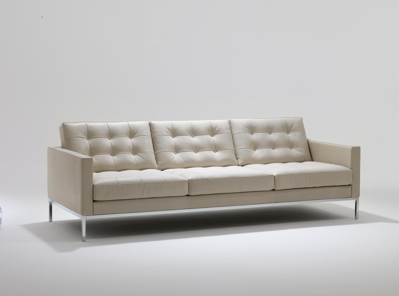 Florence knoll lounge divano a 3 posti divani lounge di knoll international architonic - Divano florence knoll ...