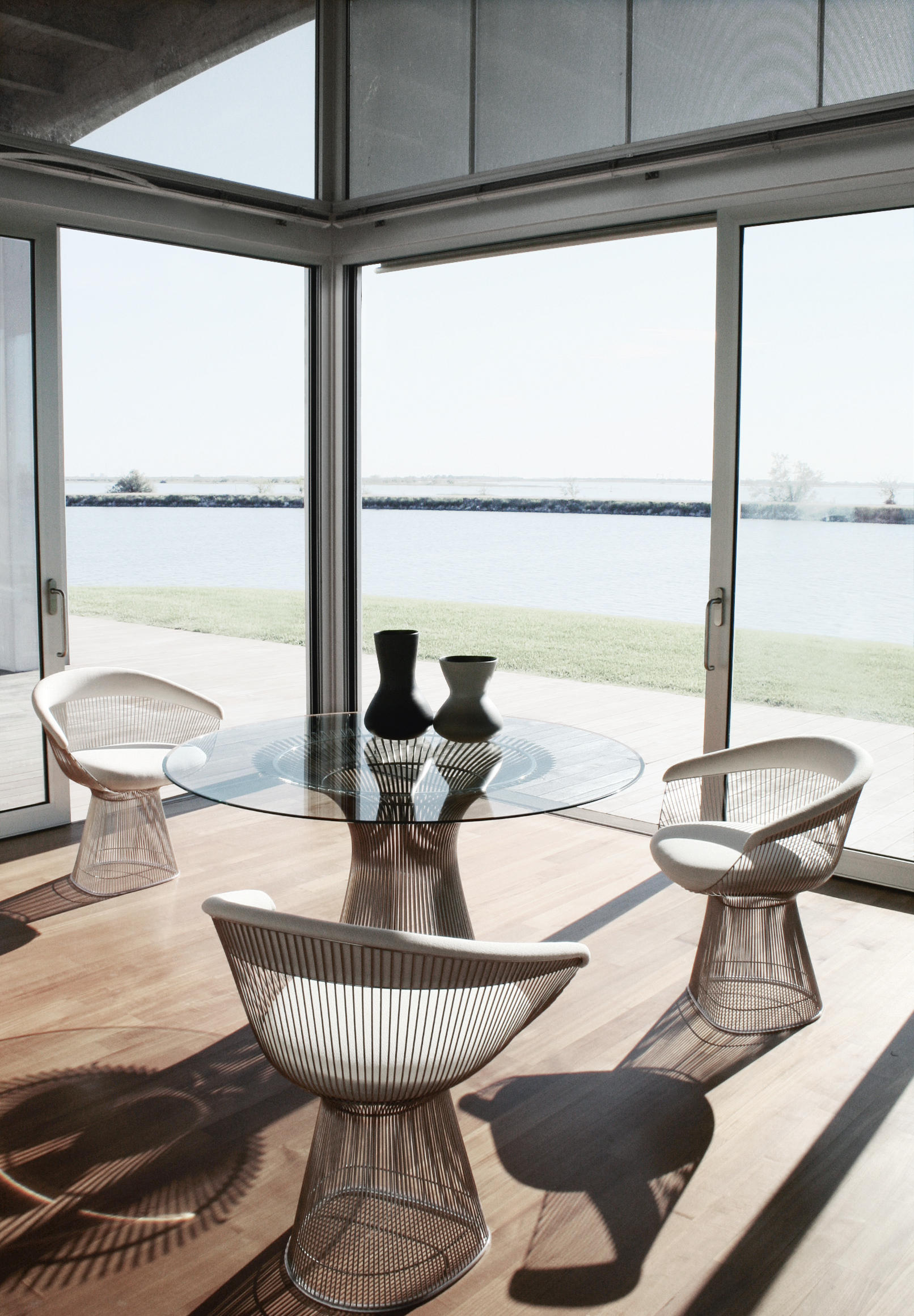... Platner Side Chair by Knoll International ...