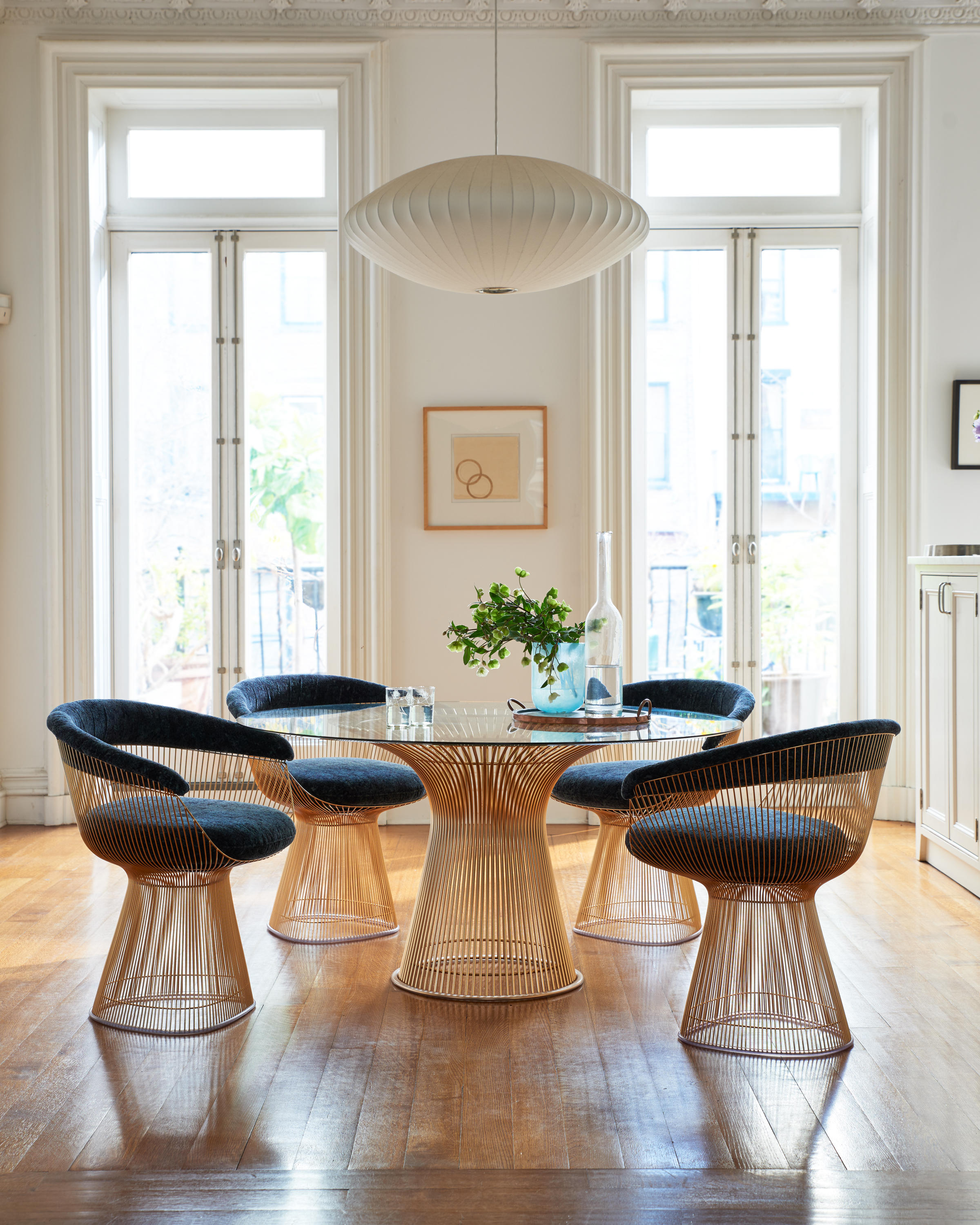 Platner Side Chair By Knoll International ...