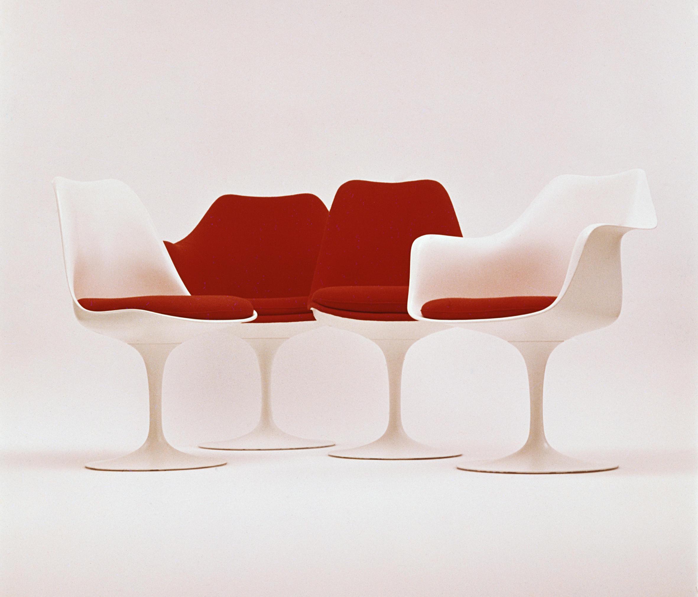 Saarinen Tulip Low Table Coffee Tables From Knoll International  # Muebles Eero Saarinen