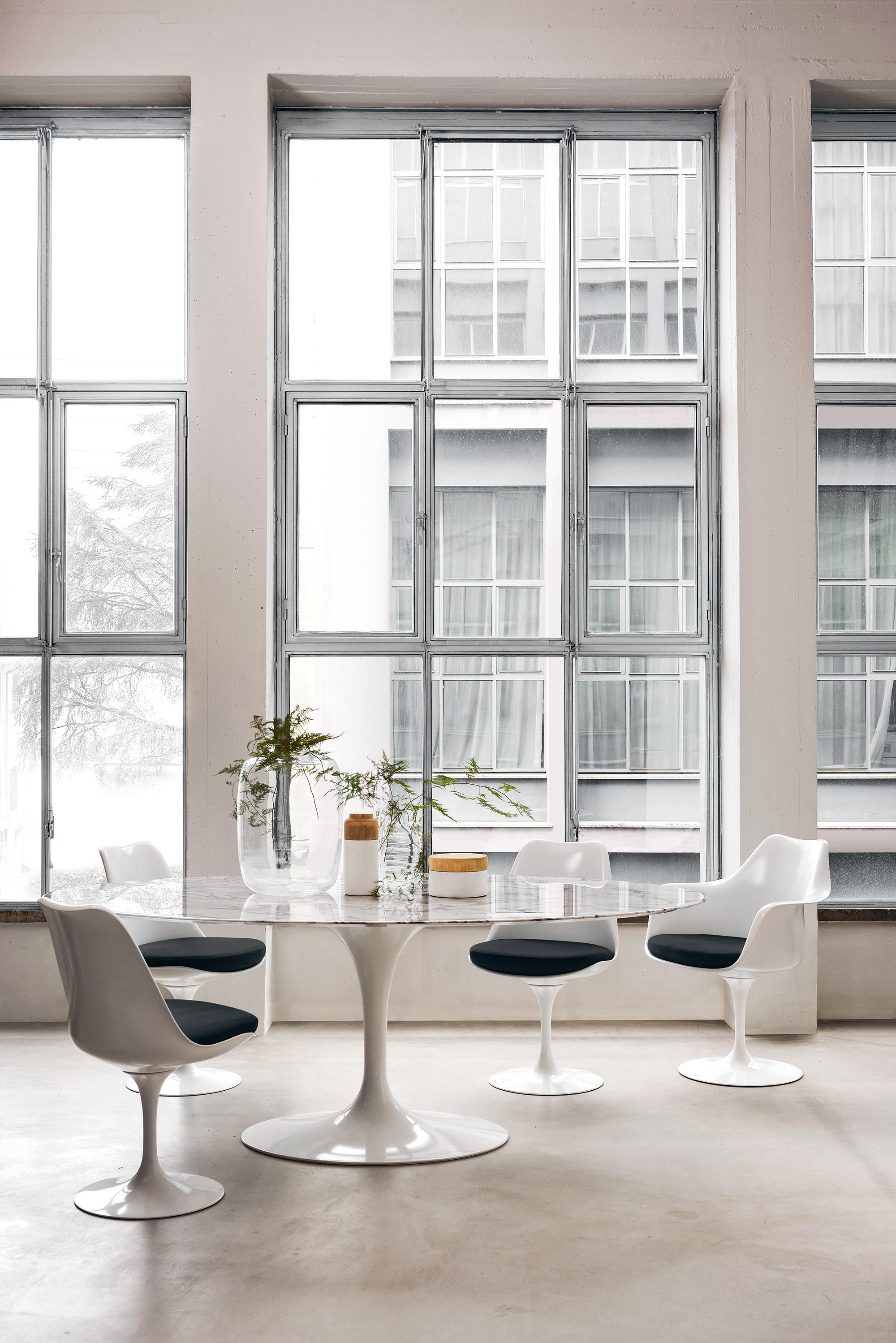 & SAARINEN CONFERENCE CHAIR - Chairs from Knoll International | Architonic