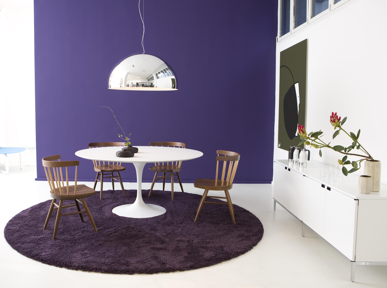 Saarinen Tafel Ovaal : Knoll international saarinen oval dining table large l cm w