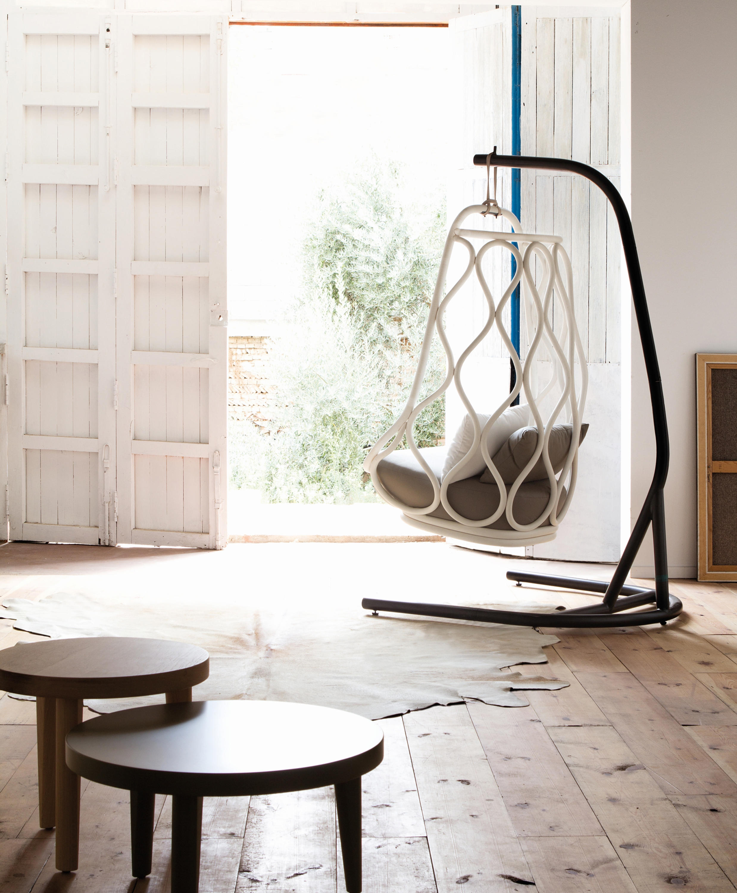 Nautica Swing Chair Swings From Expormim Architonic