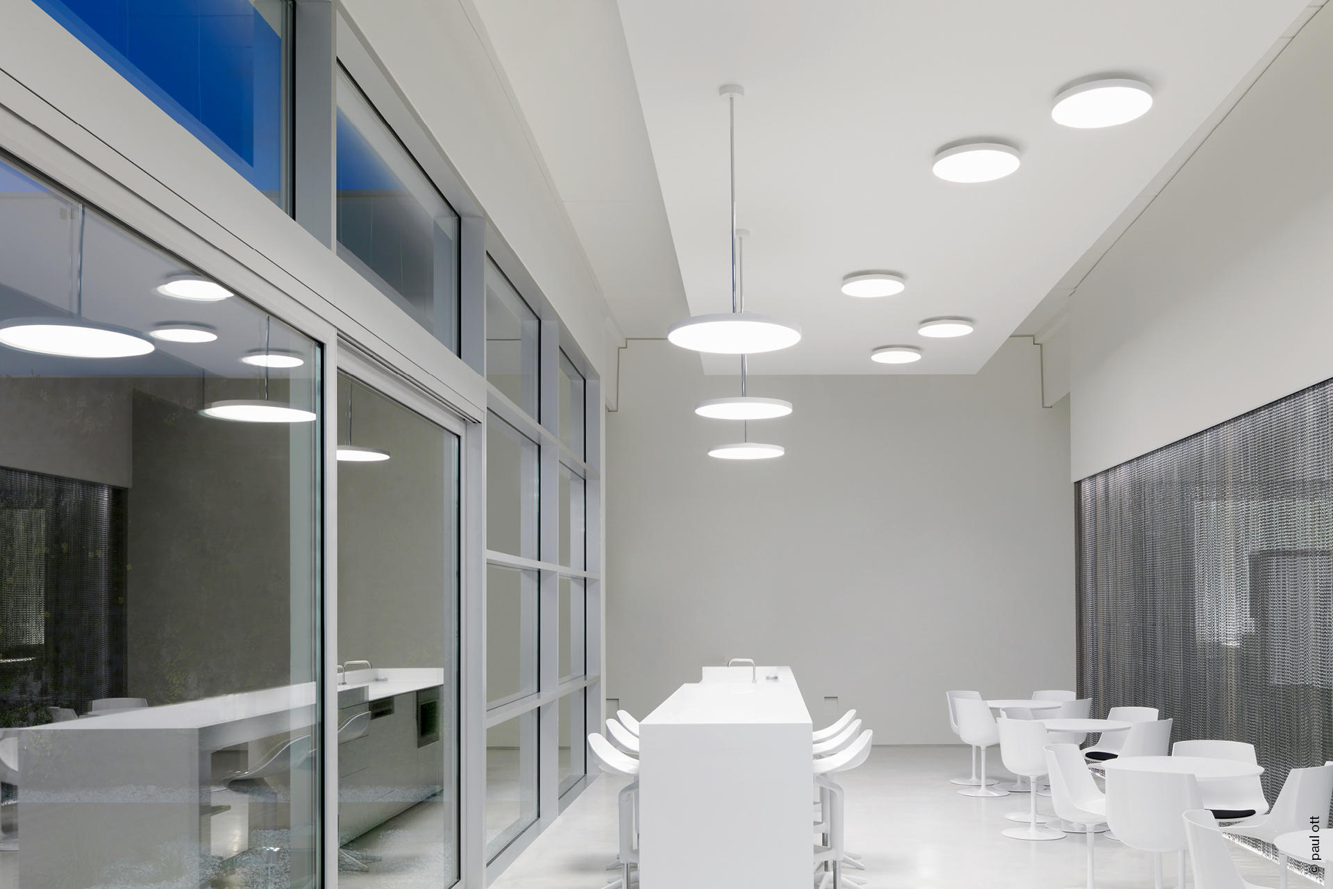 Disc O 900 Surface General Lighting From Xal Architonic