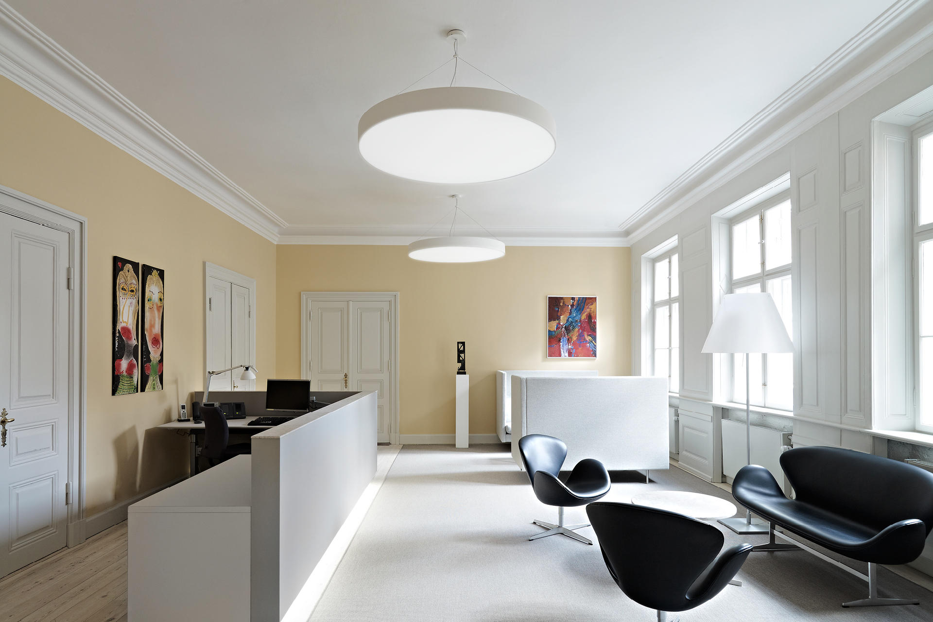 Vela Recessed Ceiling Lights From Xal Architonic