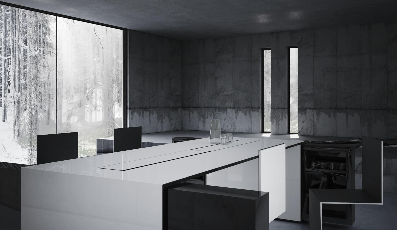 Designer kommode aus holz naturliche gelandeformen - Design beistelltische metall tote ecken raum ...