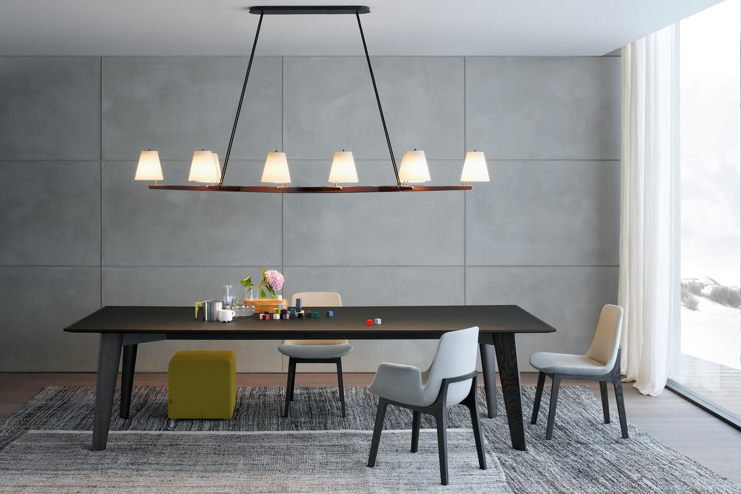 Howard Table Dining Tables From Poliform Architonic
