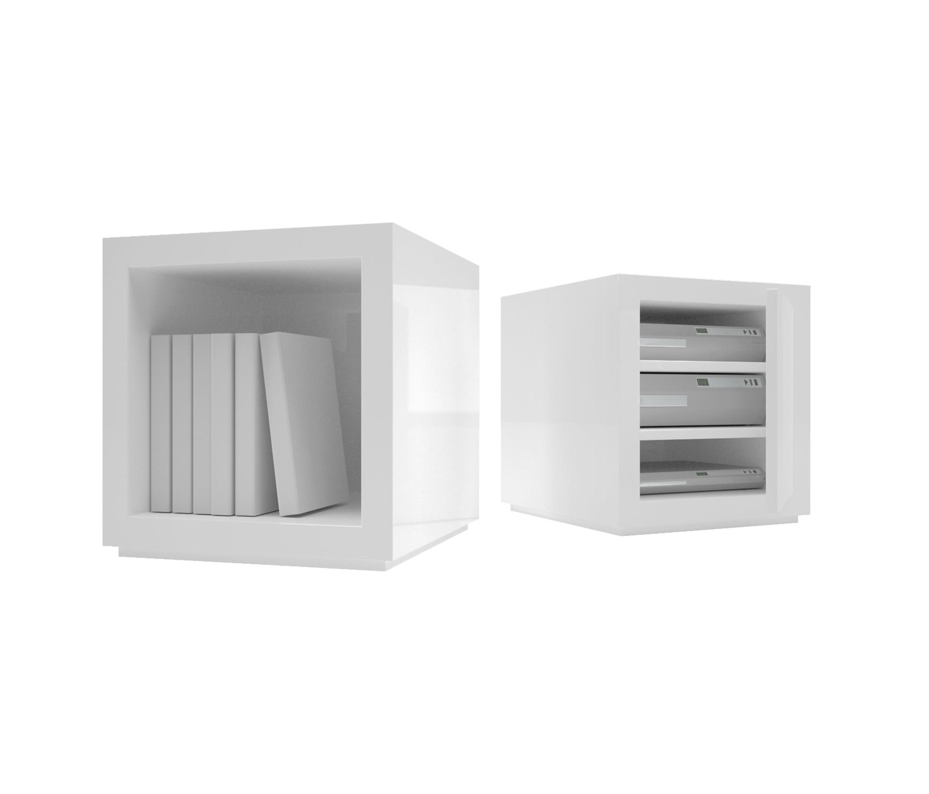 LECTULUS SHELF CUBE - Shelving modules from Rechteck | Architonic