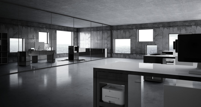 Designer chefmobel moderne buro  Buro Schreibtisch Designs Steigern Moderne Buro Schreibtisch ...