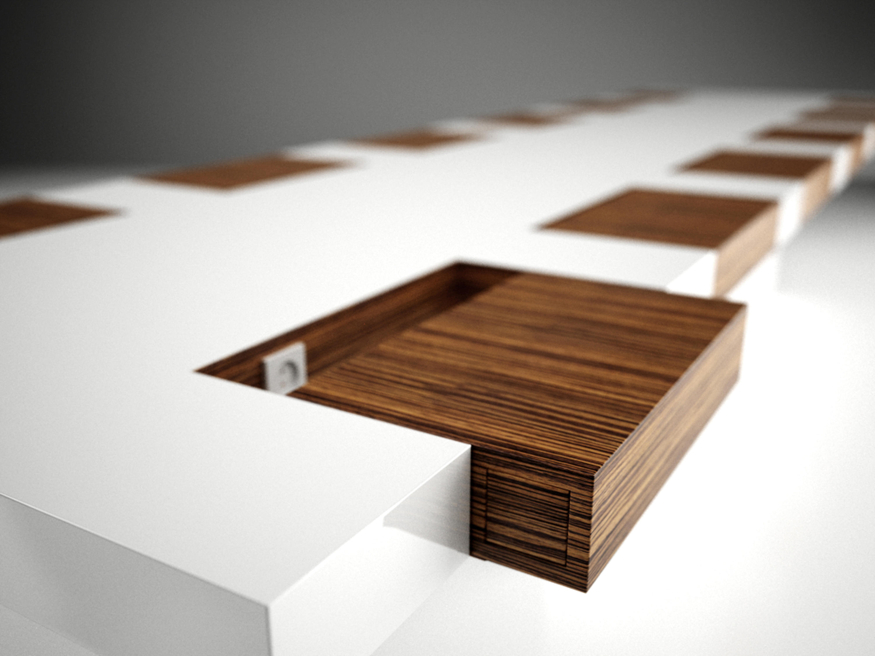 Beau ... CONVENTUS Conference Table By Rechteck ...