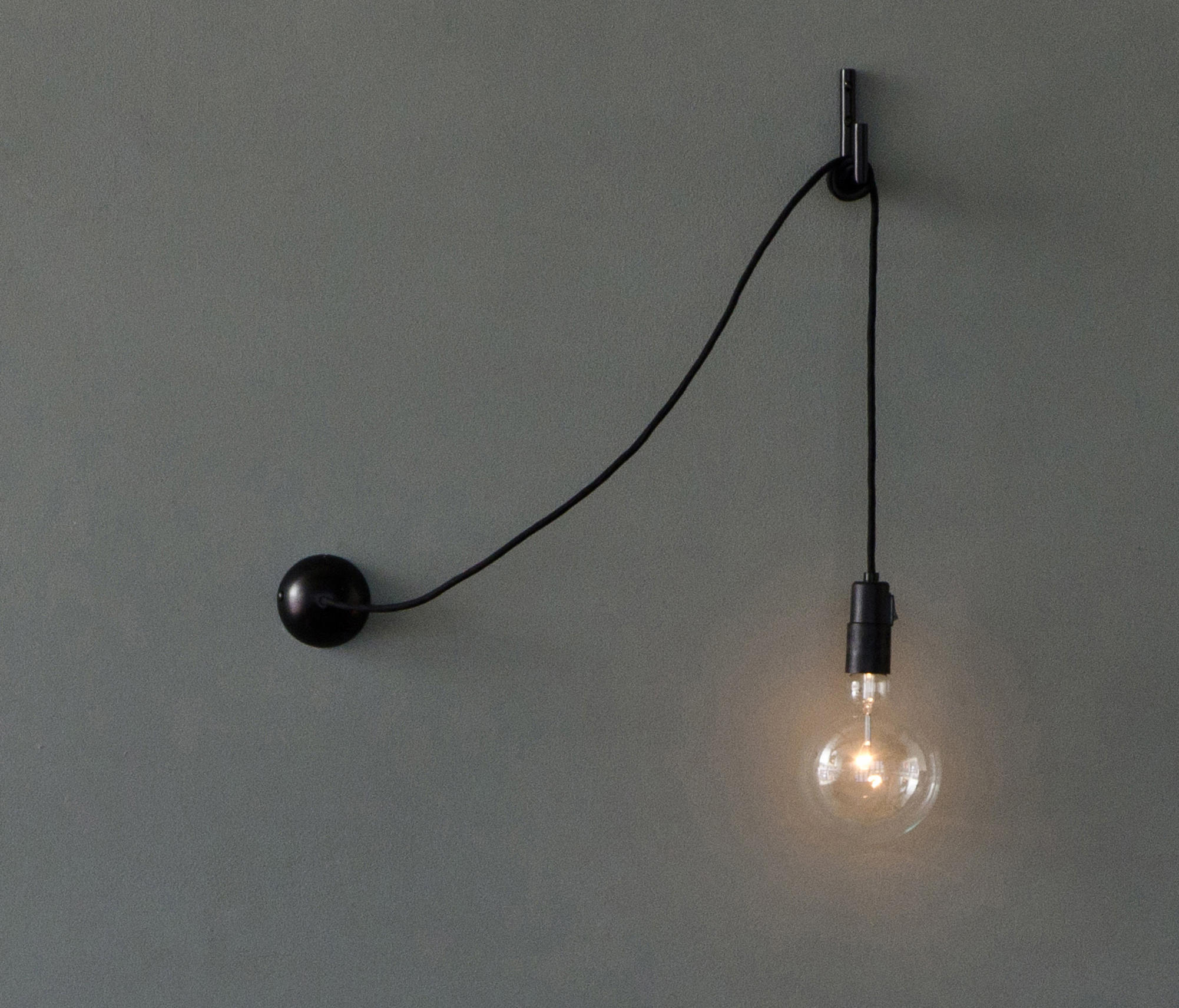 Hook lamp general lighting from atelier areti architonic hook lamp by atelier areti aloadofball Image collections