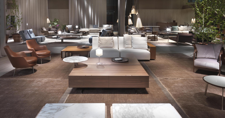Guscio Soft Armchair Lounge Chairs From Flexform