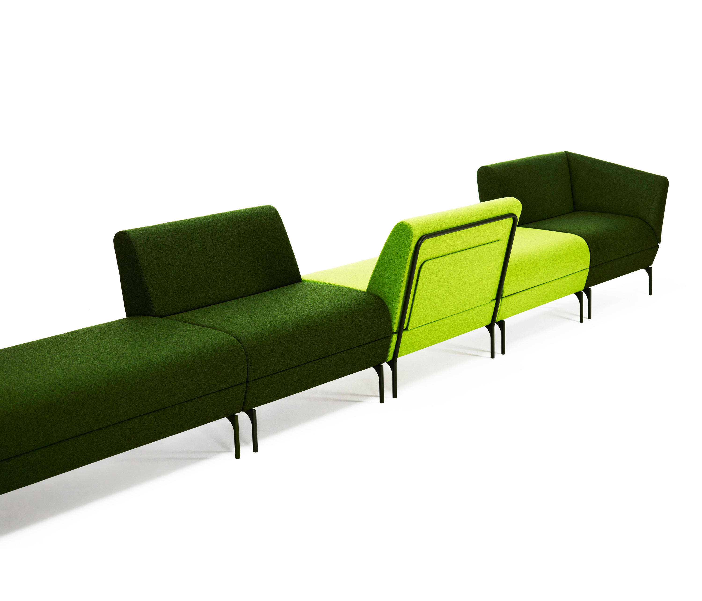 ADDIT CORNER UNIT Modular seating elements from Lammhults Architonic