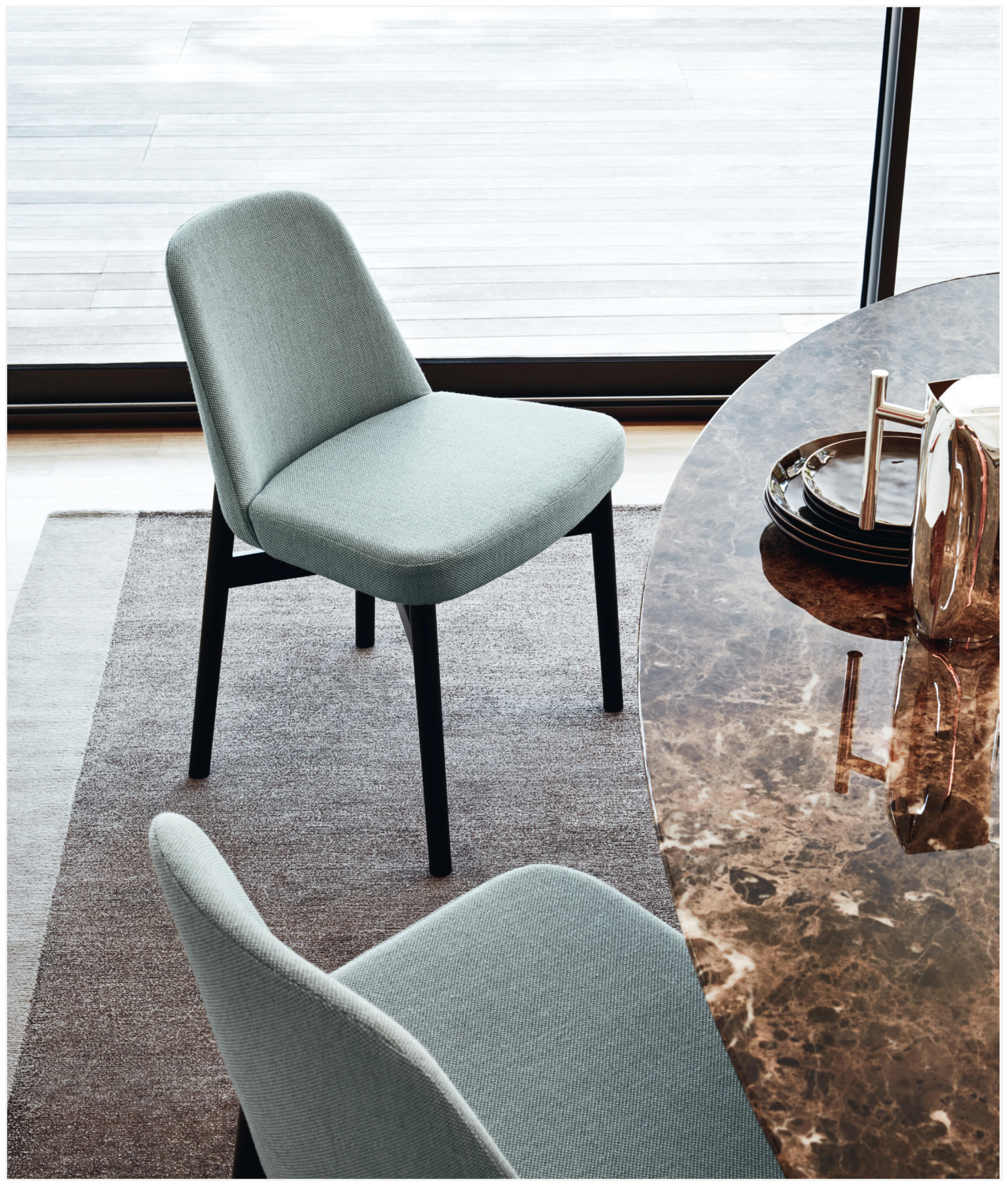 Fantastic Krusin Side Chair Designer Furniture Architonic Creativecarmelina Interior Chair Design Creativecarmelinacom