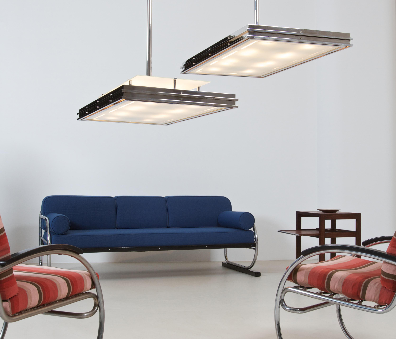 deckenlampe tempelhof im stil der deutschen moderne allgemeinbeleuchtung von zeitlos. Black Bedroom Furniture Sets. Home Design Ideas