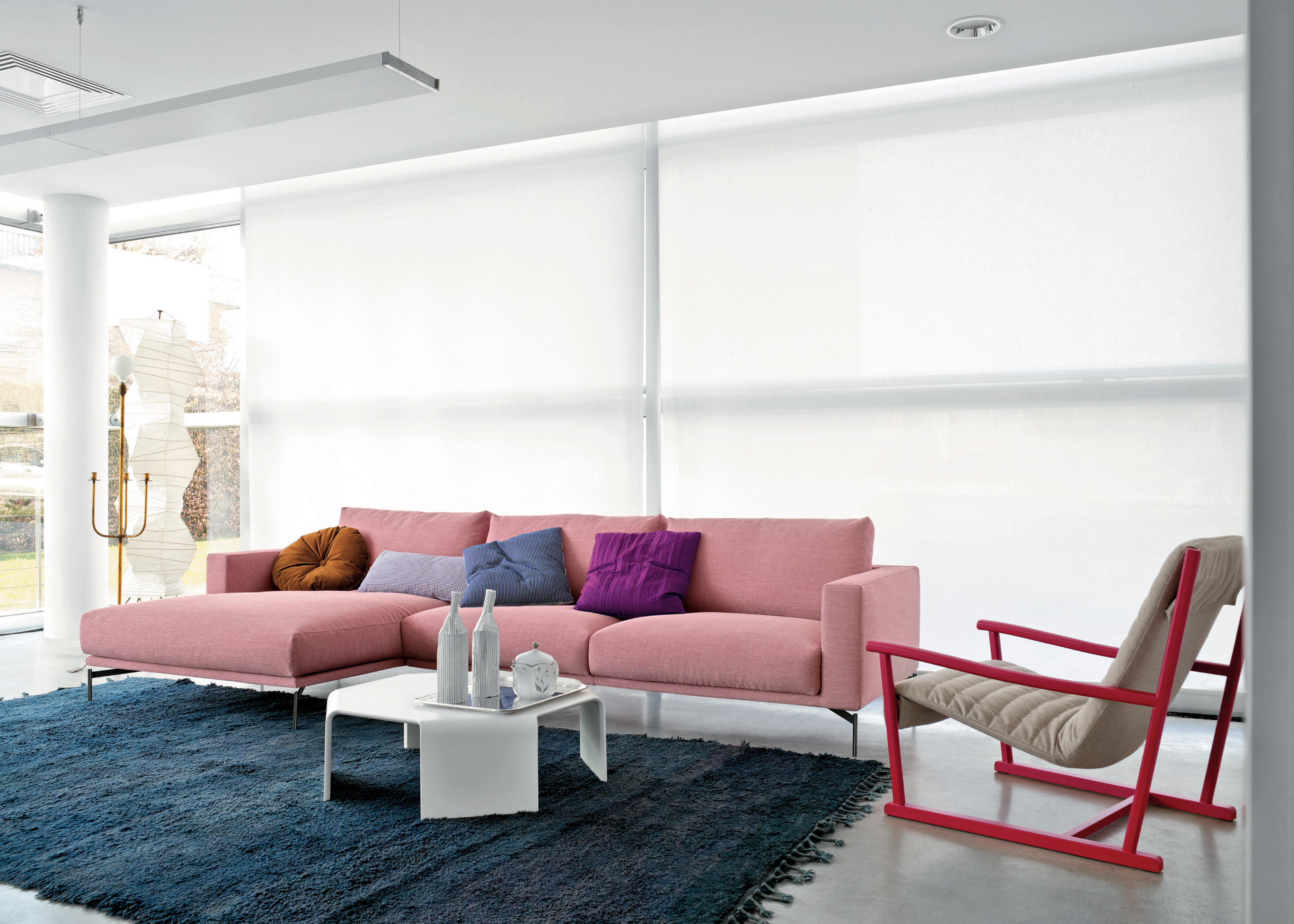 Hollywood Sofa Lounge Sofas From Arflex Architonic