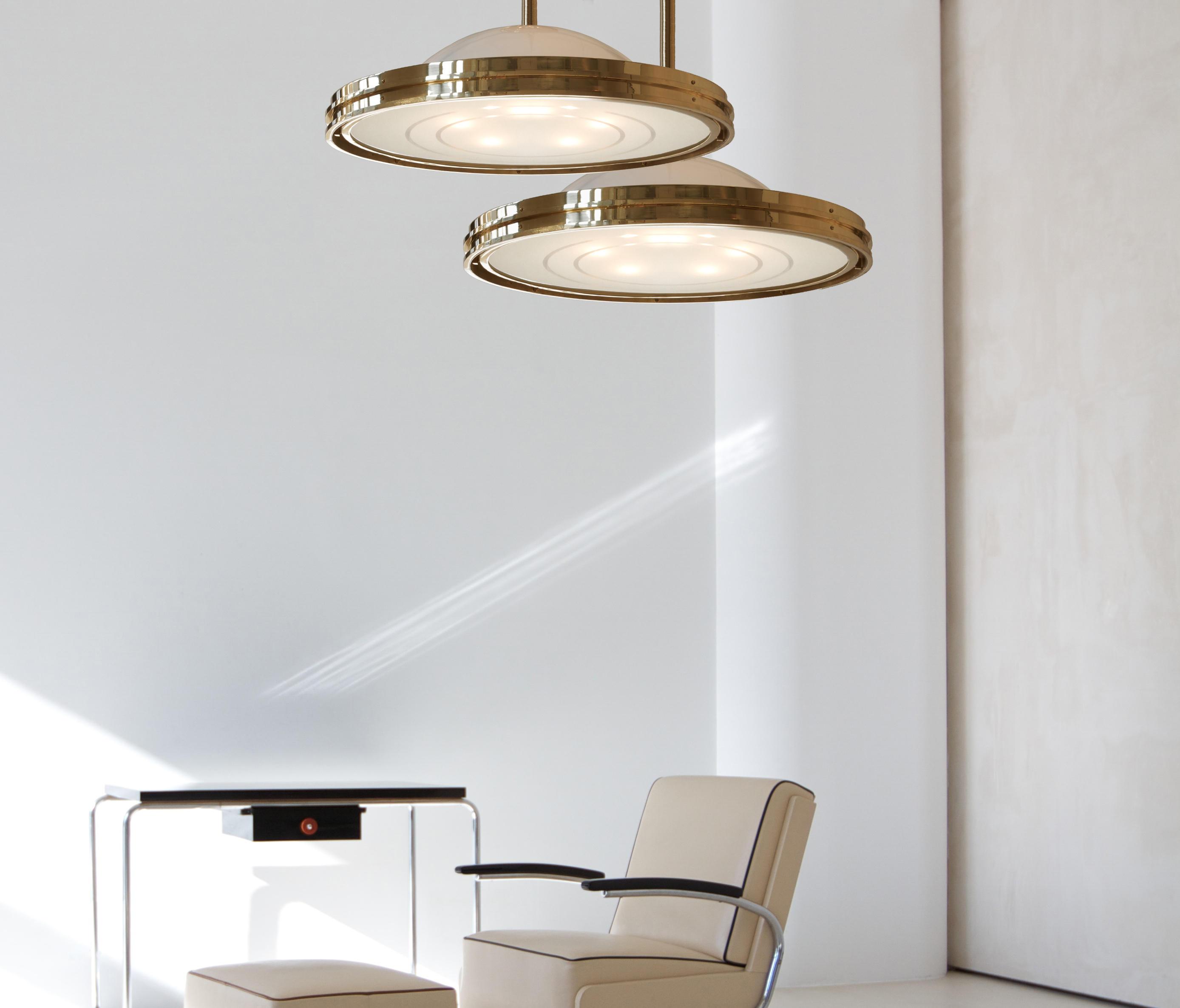 moderne deckenlampe von prezent. Black Bedroom Furniture Sets. Home Design Ideas