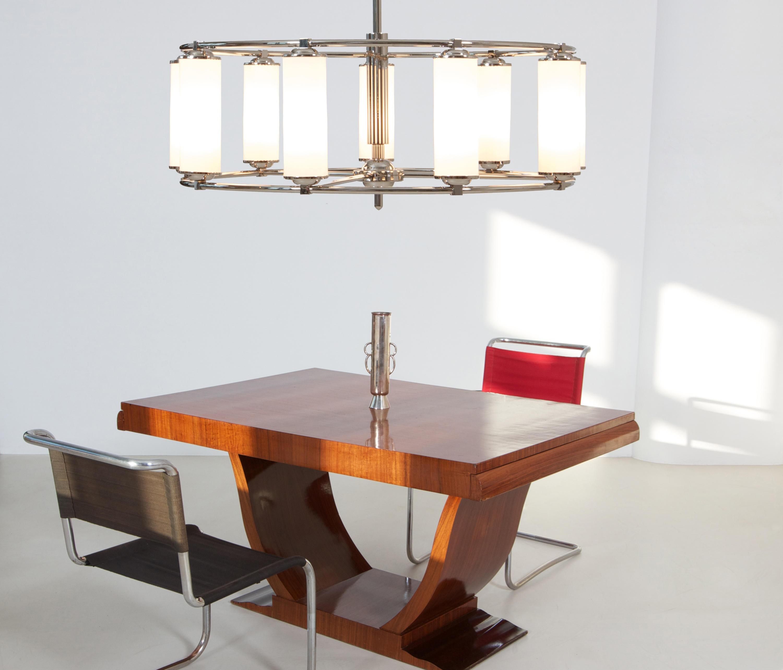 Zeitlos Berlin pendant lamp in bauhaus design general lighting from zeitlos