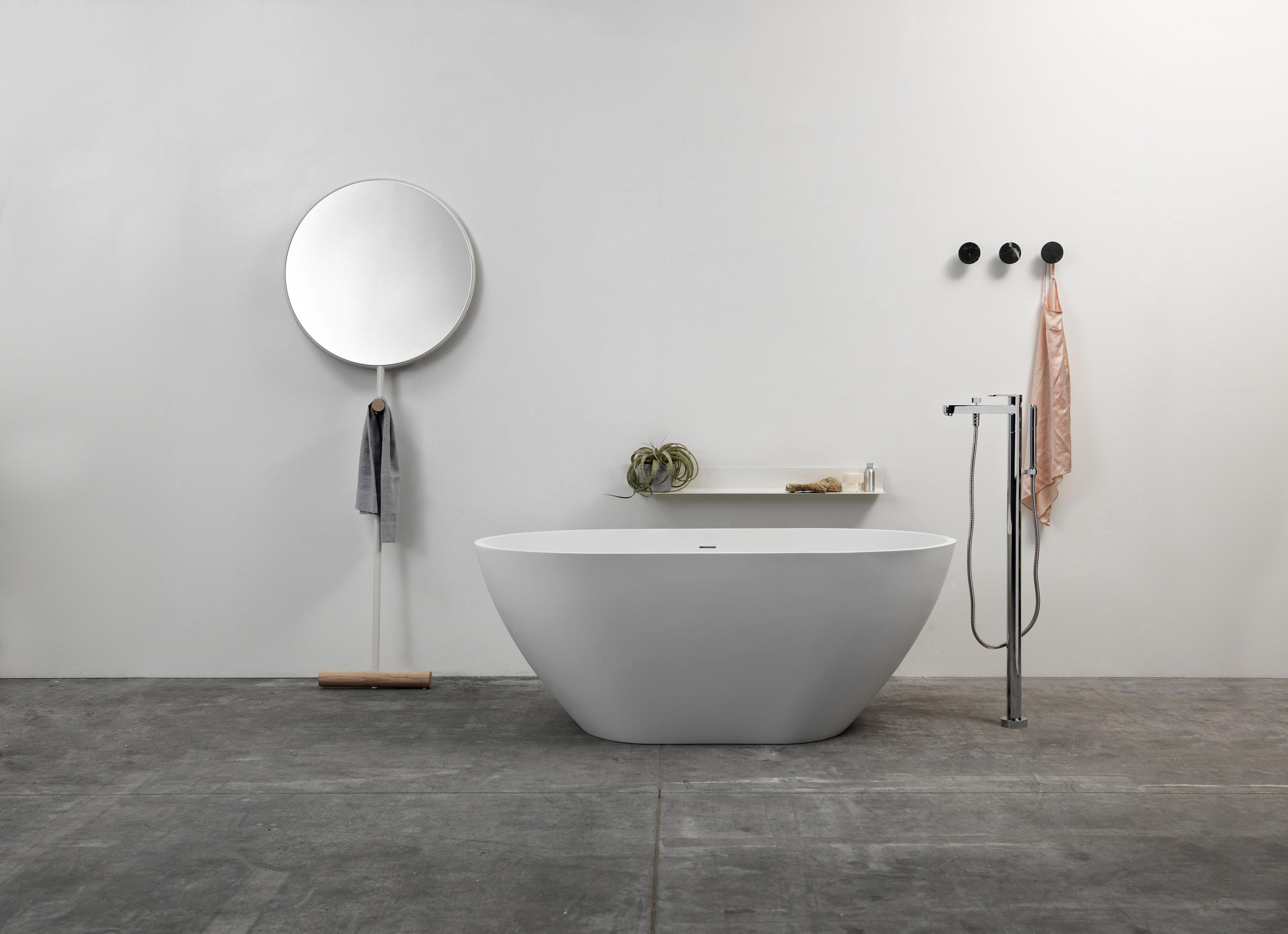 DOTS - Towel rails from EX.T | Architonic