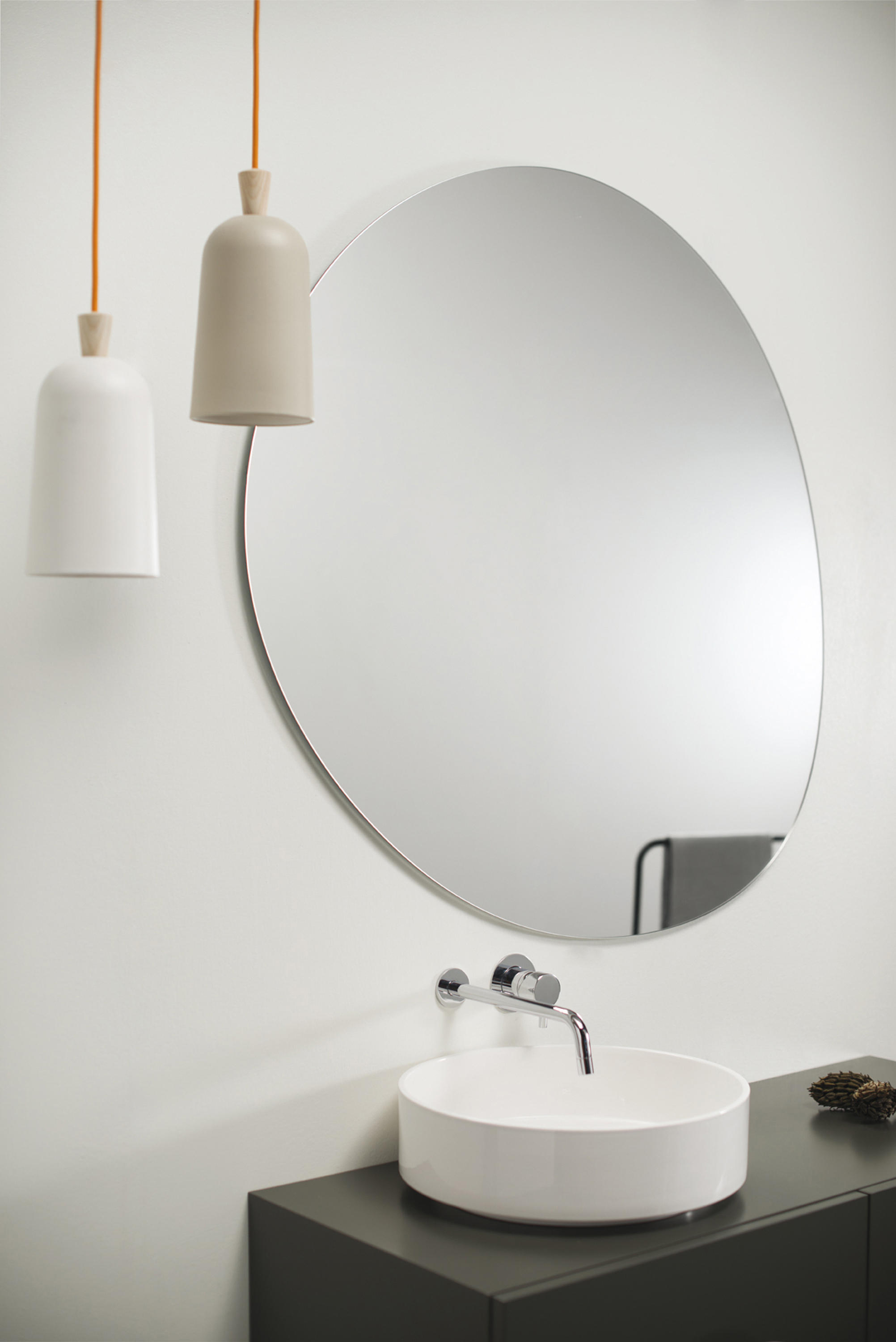 Round Vanity Units From Ex T Architonic