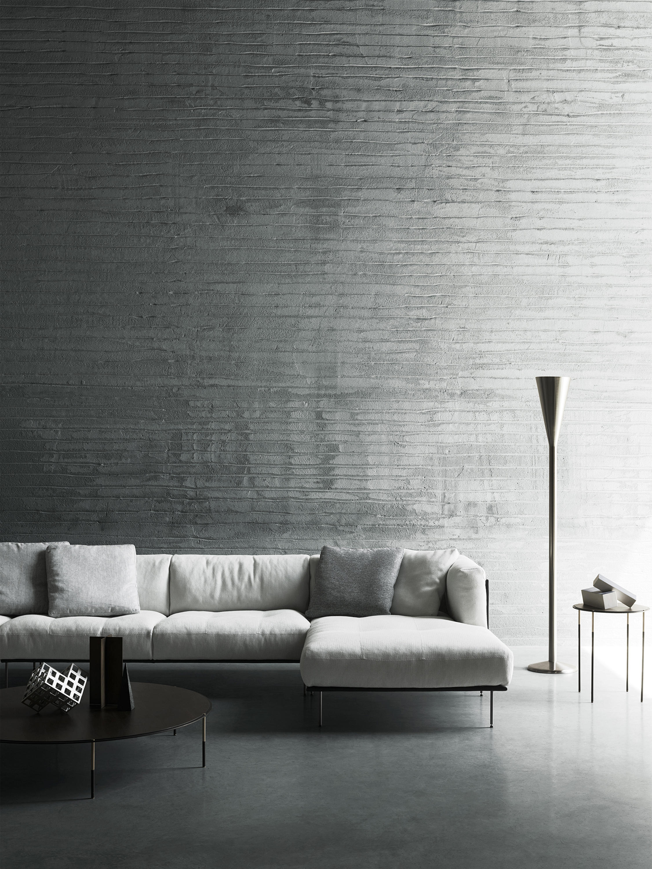 Rod Xl Lounge Sofas From Living Divani Architonic