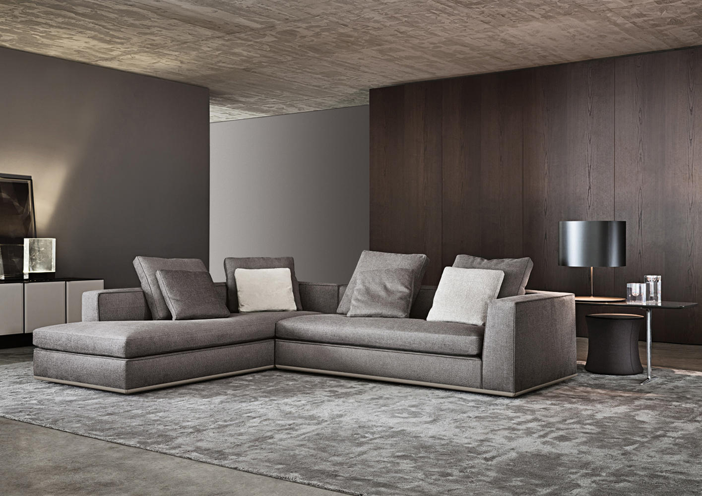 Powell sofas from minotti architonic for Minotti divani