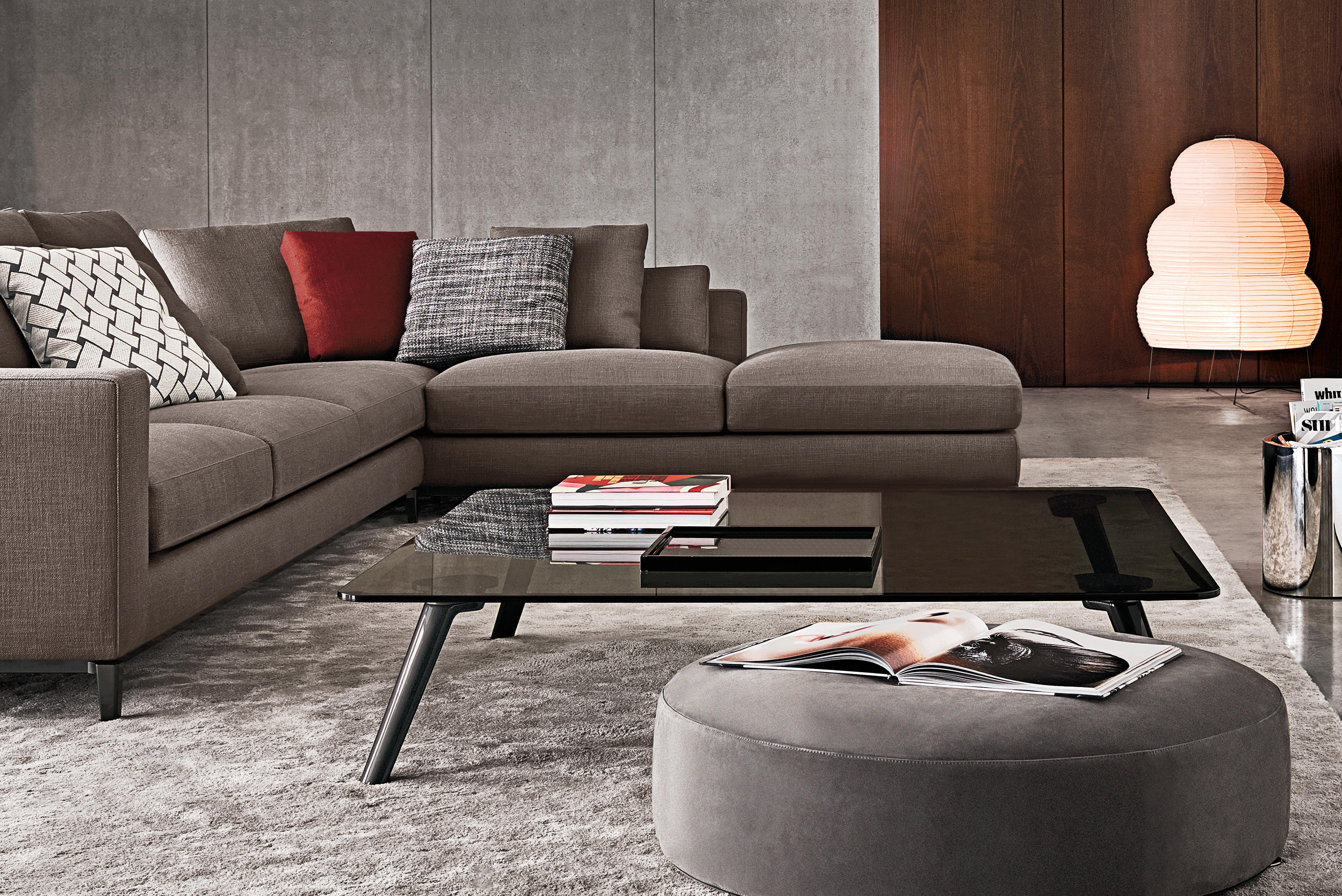 Sullivan Coffee Tables From Minotti Architonic