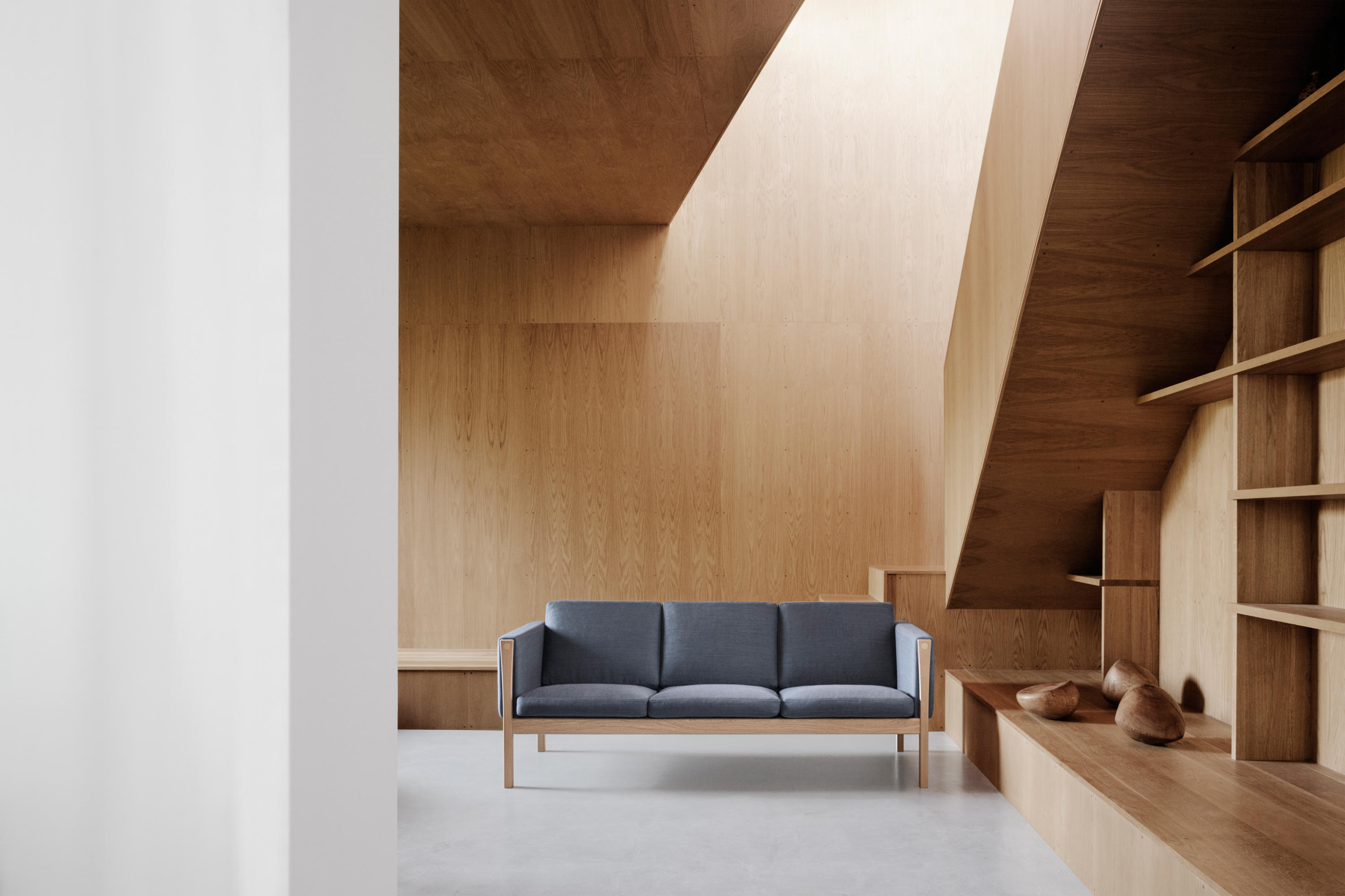 Ch163 Lounge Sofas From Carl Hansen Amp S 248 N Architonic