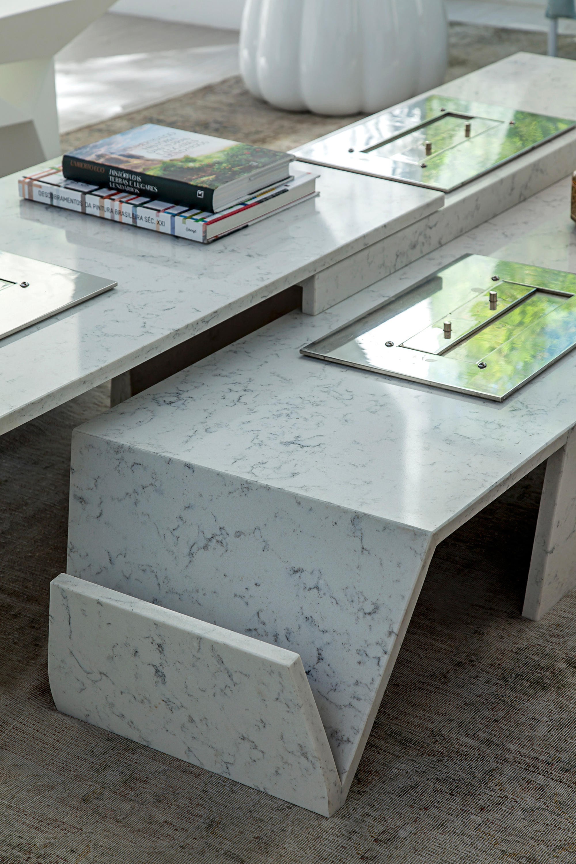 SILESTONE DORADUS - Mineral composite panels from Cosentino | Architonic