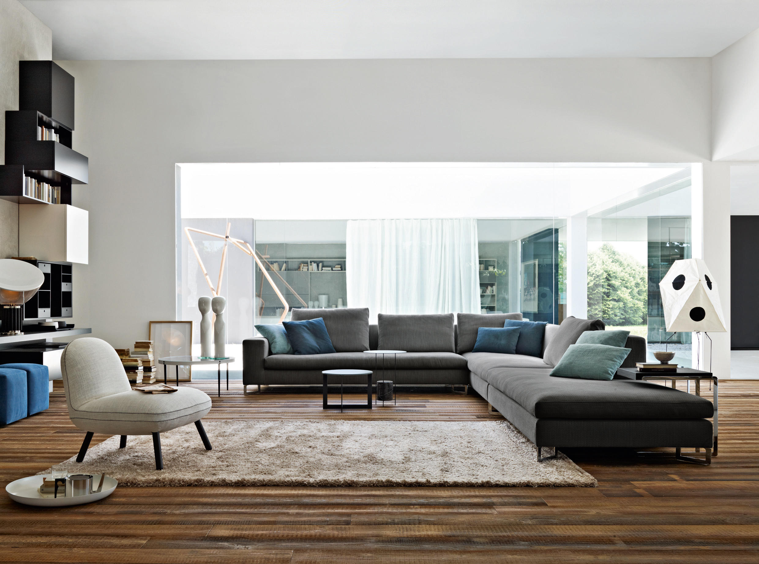 large sofa lounge sofas from molteni c architonic. Black Bedroom Furniture Sets. Home Design Ideas