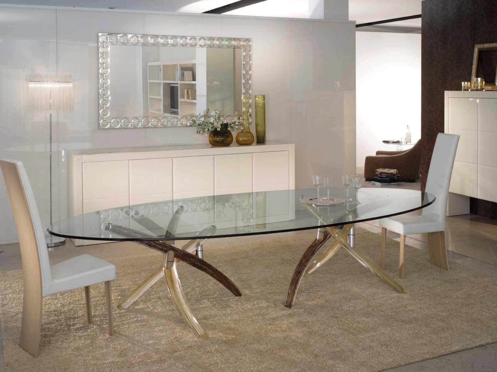Fili d erba 40 tavolini da salotto reflex architonic - Tavoli da fumo in vetro ...