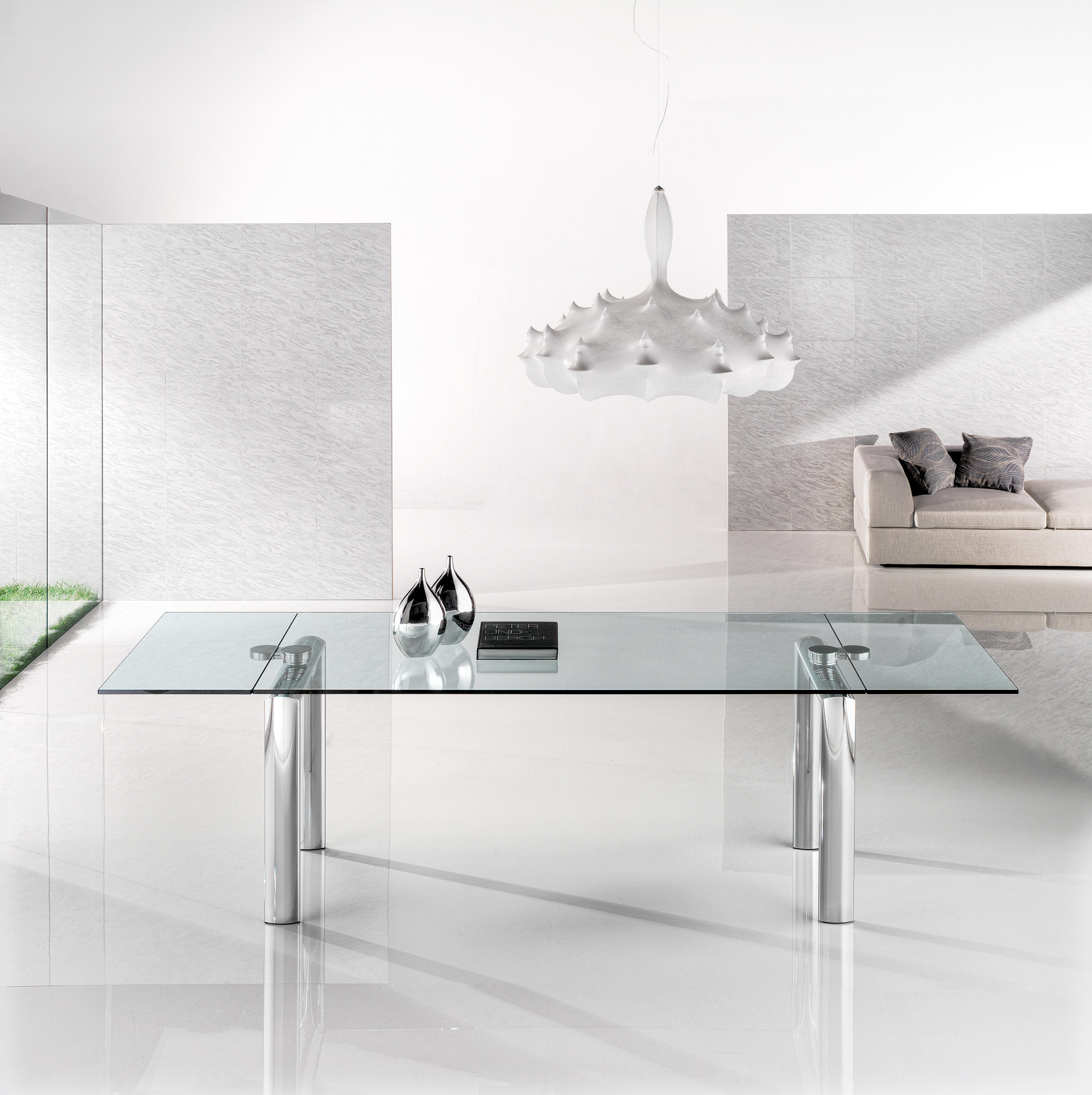Policleto allungabile tables de repas de reflex architonic for Reflex tavoli