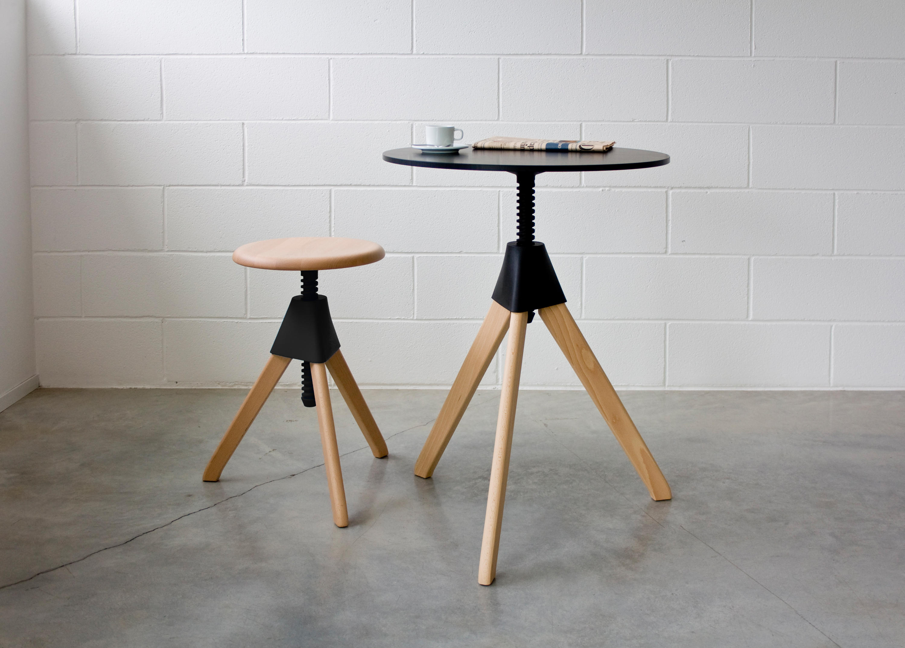 Butch dining tables von magis architonic