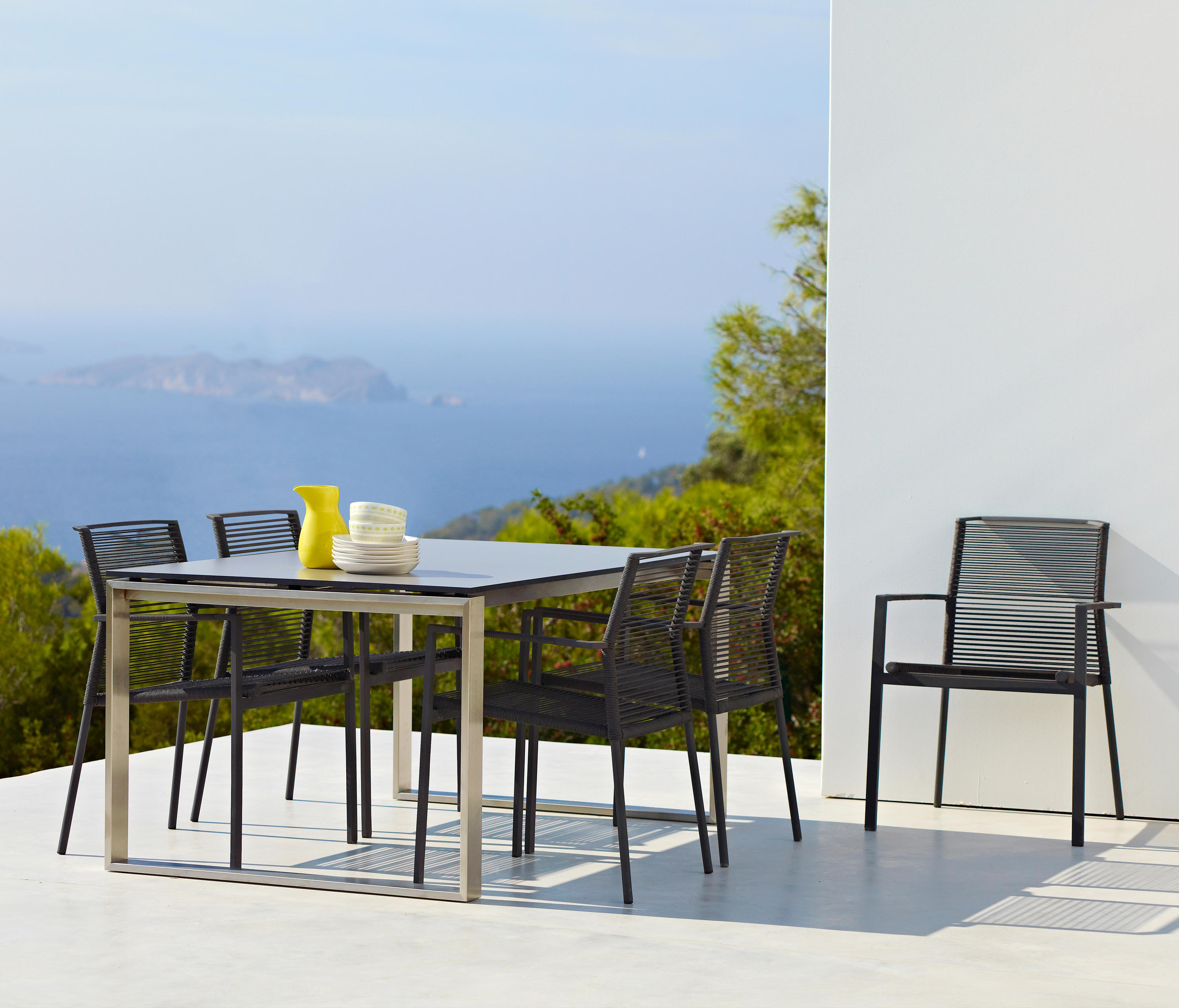 EDGE ARMCHAIR - Garden chairs from Cane-line | Architonic