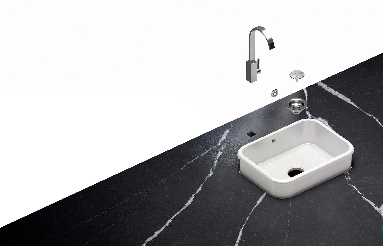 . SILESTONE INTEGRITY ONE   Kitchen sinks from Cosentino   Architonic