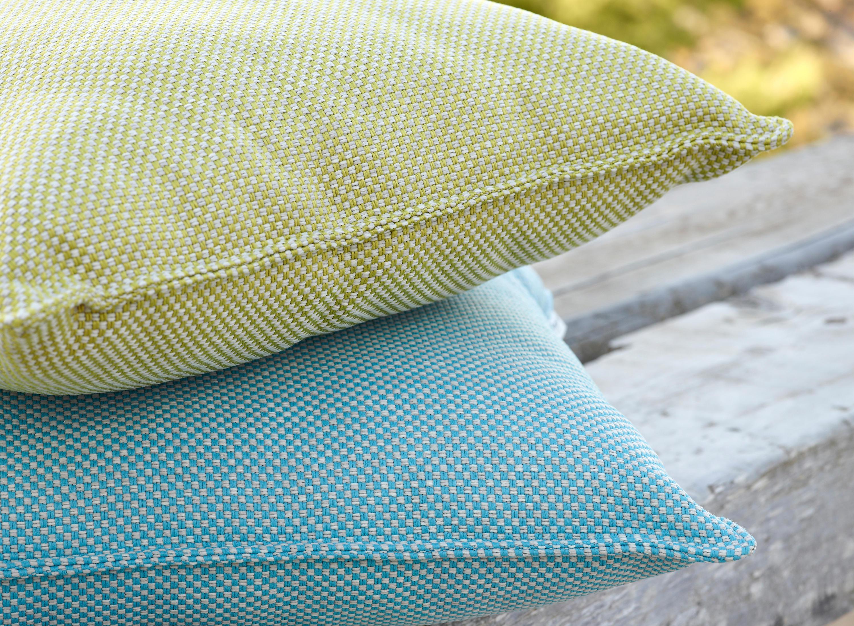 cushion coussins de cane line architonic. Black Bedroom Furniture Sets. Home Design Ideas