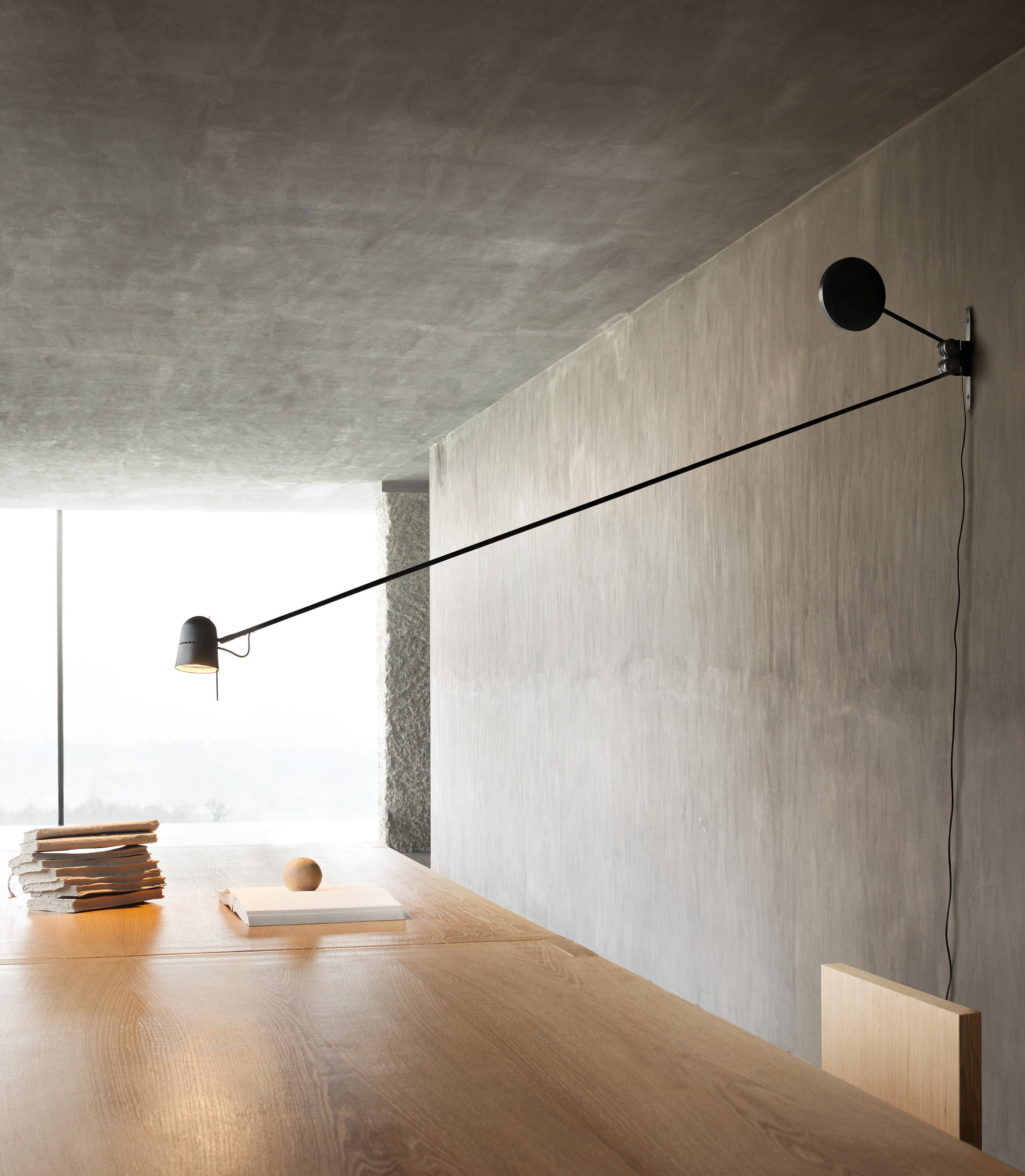 Counterbalance Wall Lights From Luceplan Architonic