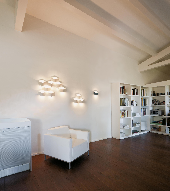 Fold 4211 l mpara de pared iluminaci n general de vibia - Lamparas de pared ...