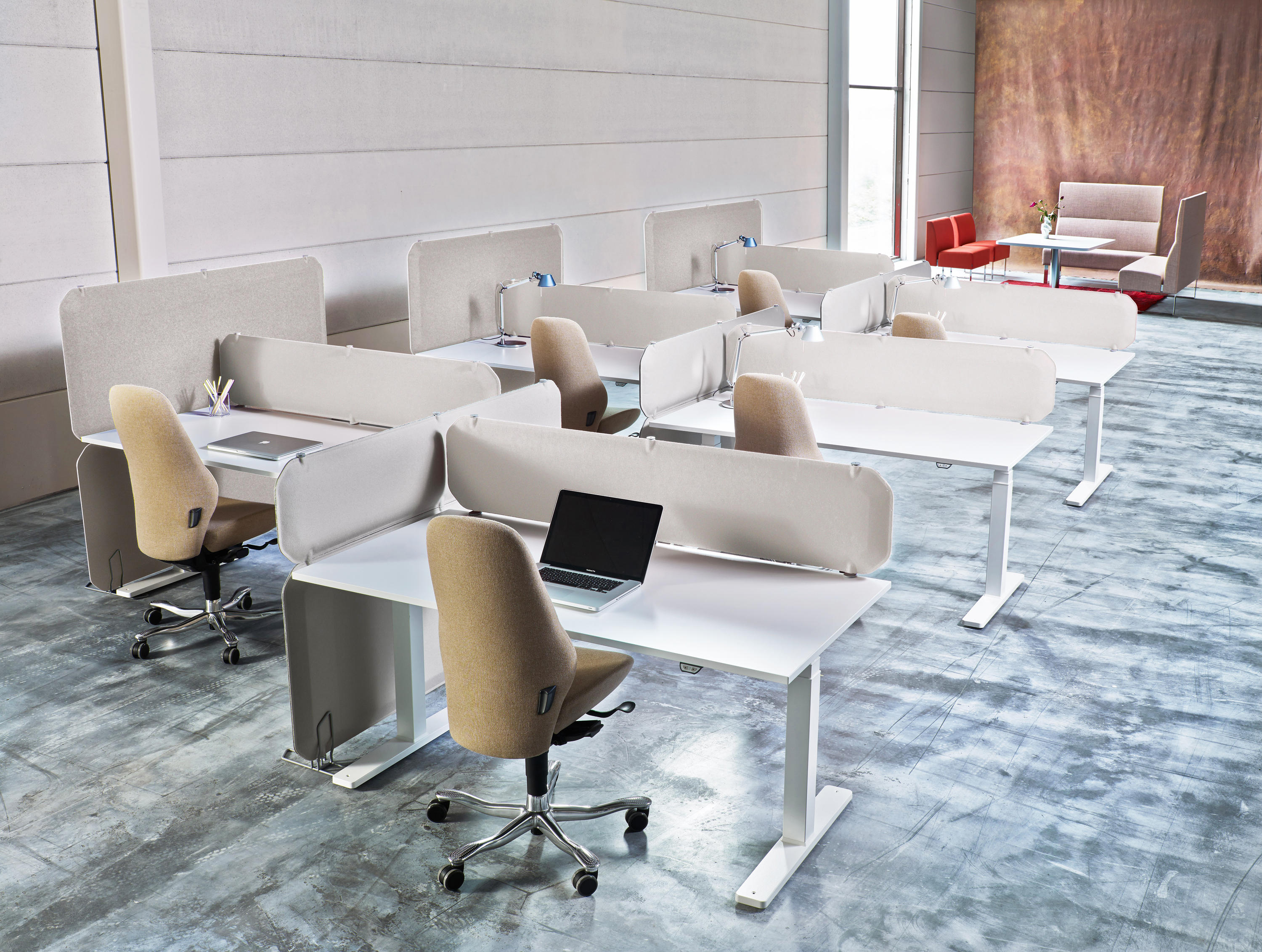 PRIM - Room-dividing systems from Kinnarps | Architonic