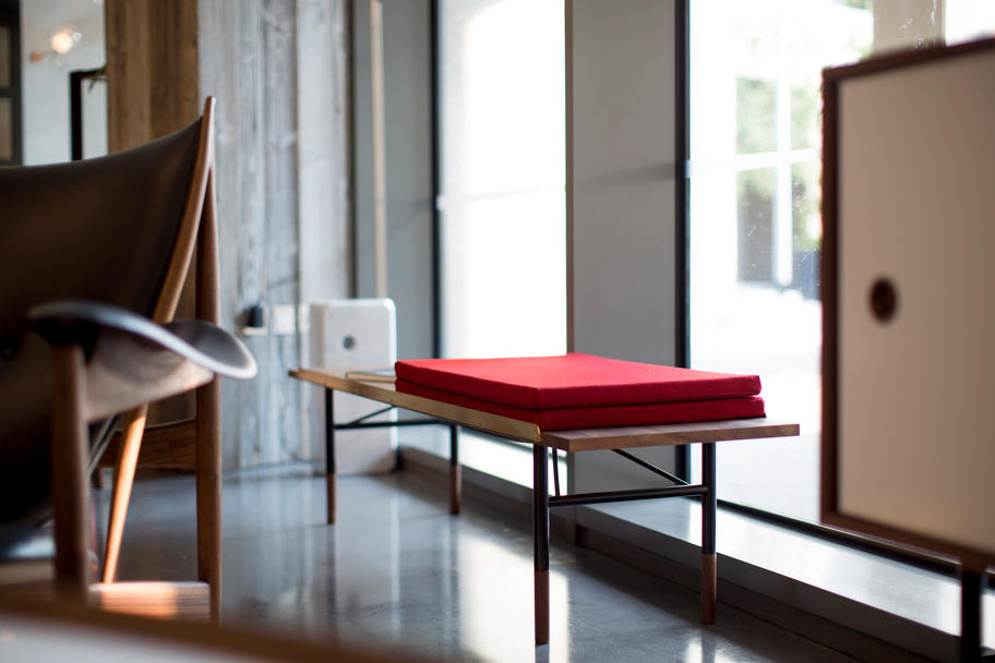 Fabulous Table Bench Coffee Tables From House Of Finn Juhl Pabps2019 Chair Design Images Pabps2019Com